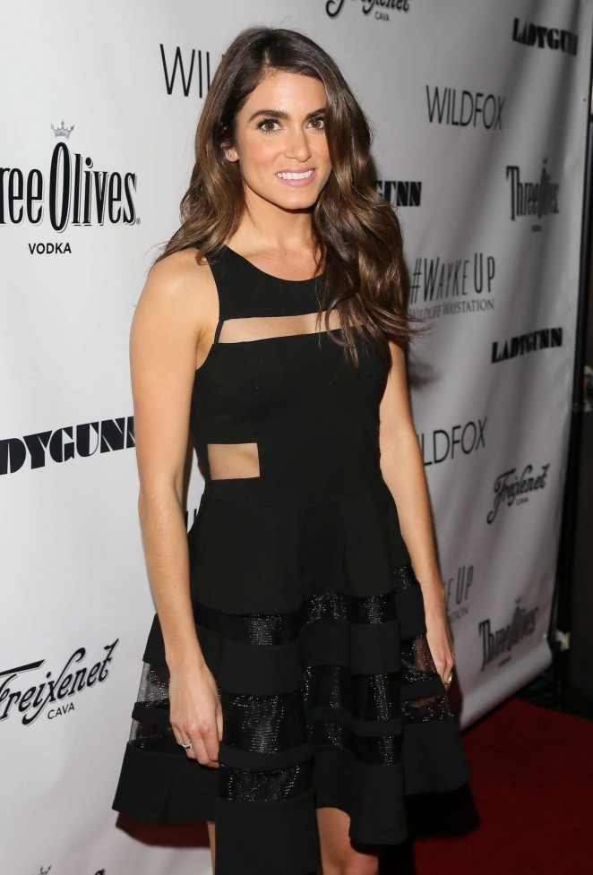 Nikki Reed - Wayke Up Fundraiser in West Hollywood