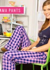 Nina Agdal - Aerie Fall: Perfect Pairs Pillowsoft and Sleep Guide -12