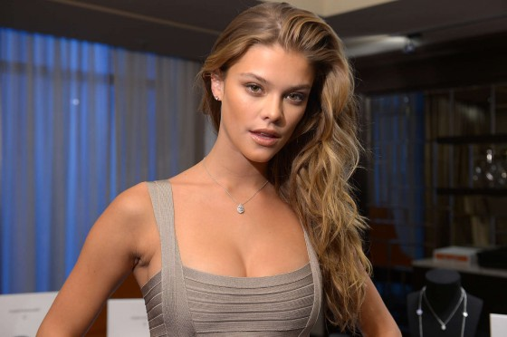 Nina Agdal 2013 : Nina Agdal at Forevermark Diamond Suite -02