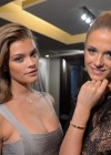 Nina Agdal at Forevermark Diamond Suite -06
