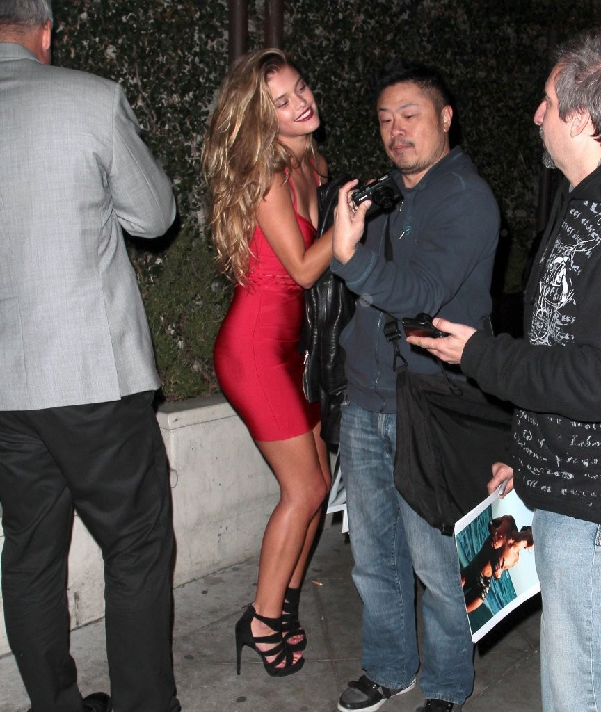 Nina Agdal at Hooray Henrys -08 - GotCeleb Miley Cyrus