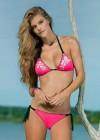 Nina Agdal Photos for Banana Moon Bikini 2013-10