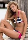 Nina Agdal Photos for Banana Moon Bikini 2013-14