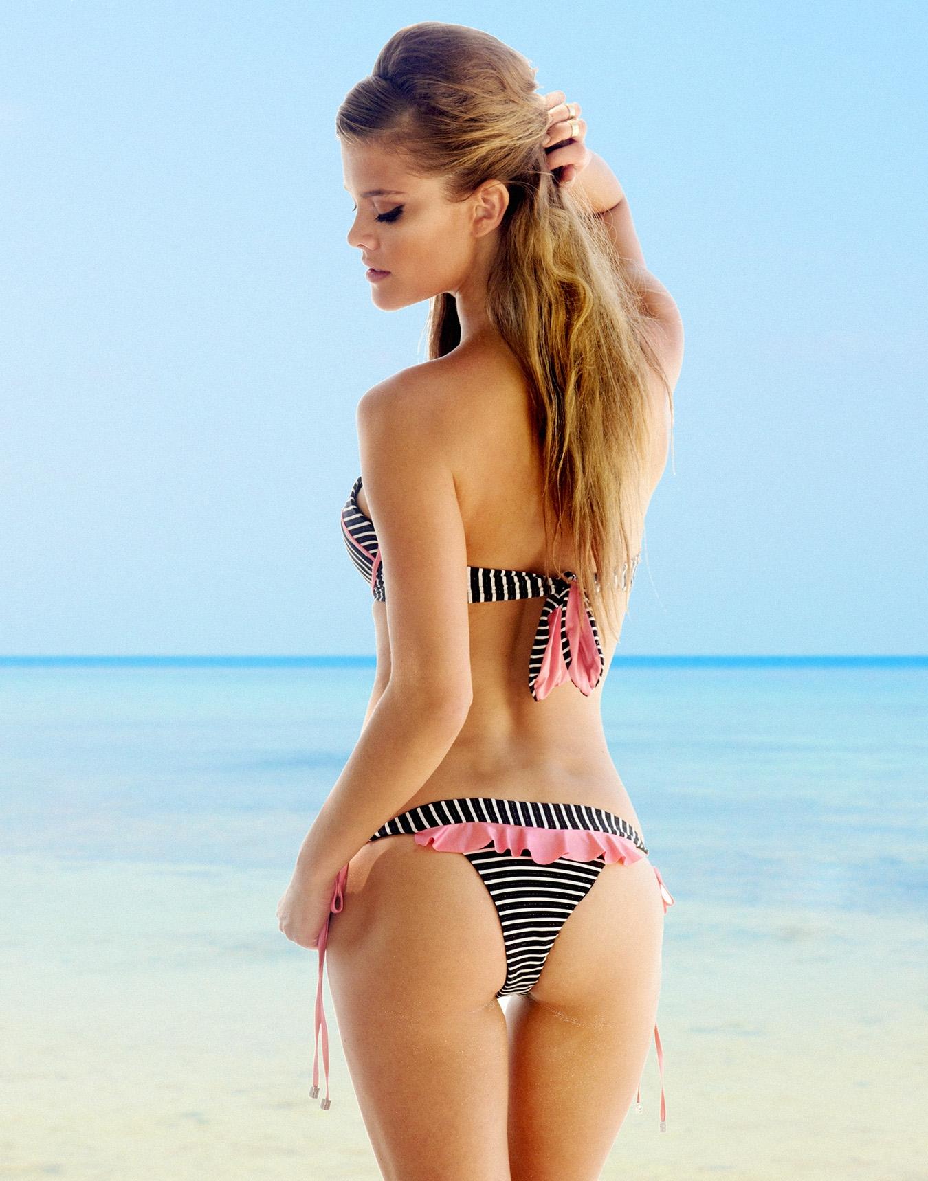 Forget me not bikini