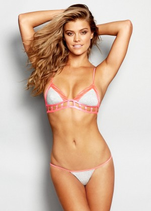 Nina Agdal for Beach Bunny - LoveHaus Lingerie and Swimwear 2014 adds