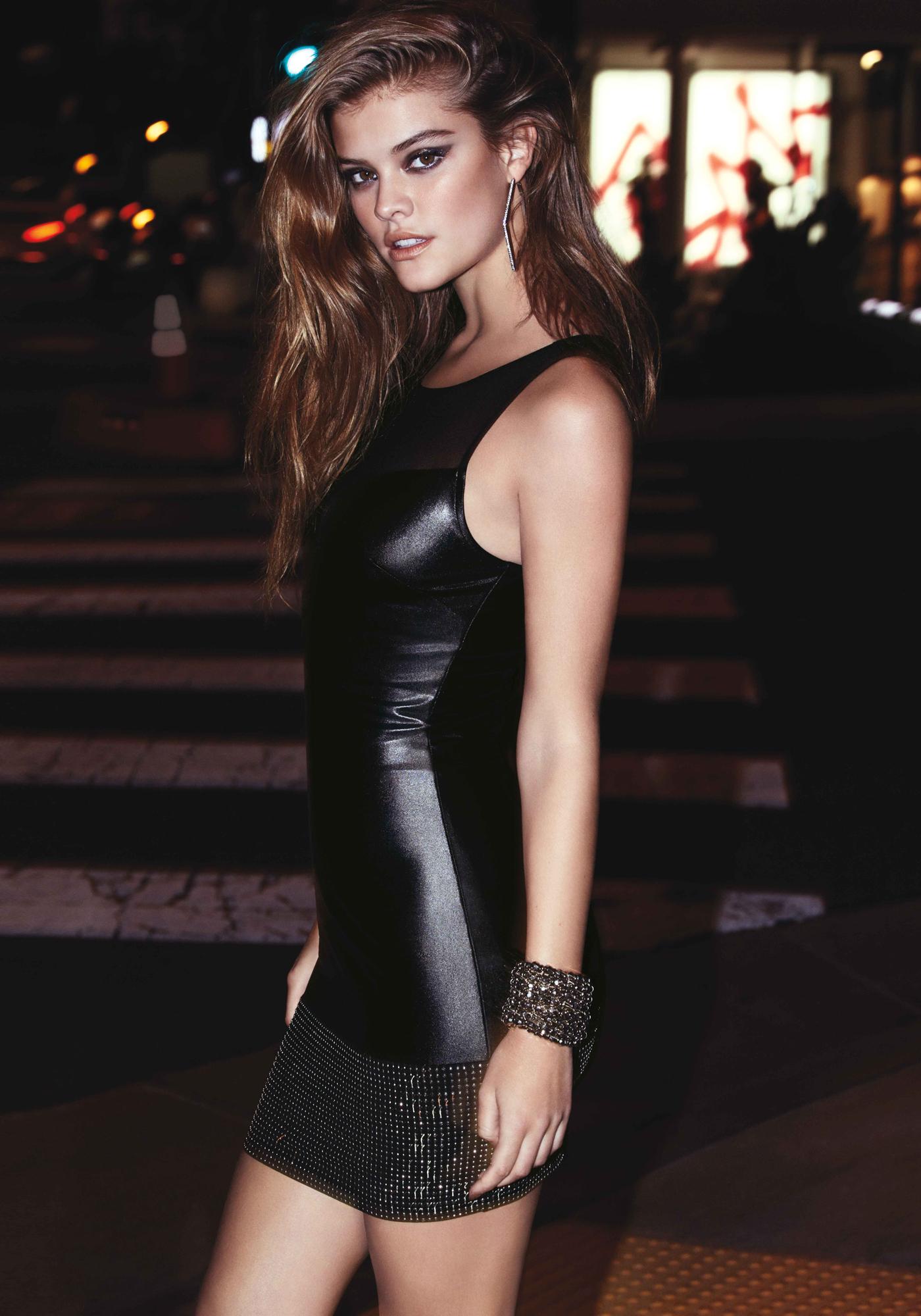 Nina Agdal: Bebe New Years Eve 2013 -11 | GotCeleb