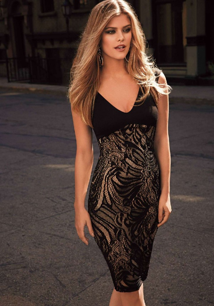 Nina Agdal: Bebe Collection 2014 -09