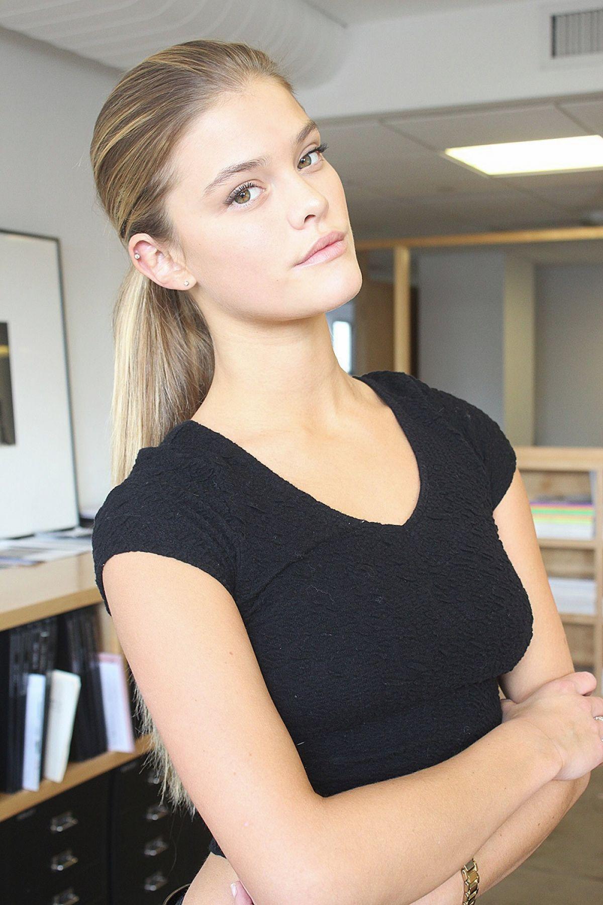 Nina-Agdal:-Black-Bikini-Polaroids-Elite