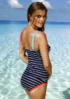 Nina Agdal Bon Prix Swimwear 2013 Collection -05