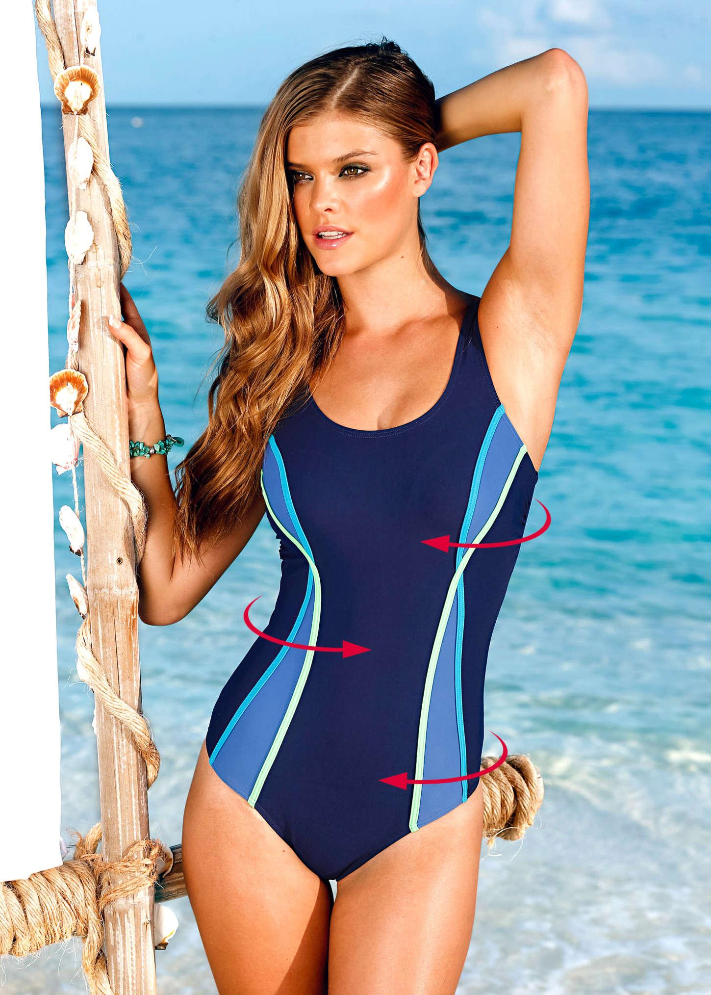 Nina Agdal Bon Prix Swimwear 2013 Collection 10 Gotceleb