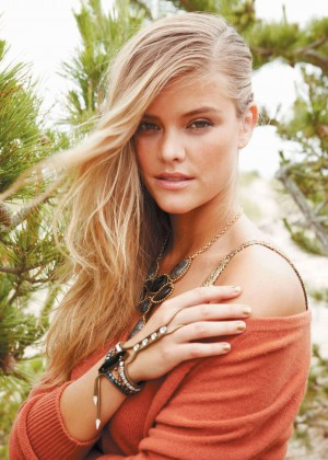 Nina Agdal - Cosmopolitan Middle East (November 2014)