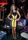 Nina Agdal Pictures: Fall 2013 Campaign Celebration at Provocateur-05