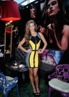 Nina Agdal Pictures: Fall 2013 Campaign Celebration at Provocateur-11