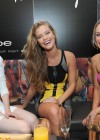 Nina Agdal Pictures: Fall 2013 Campaign Celebration at Provocateur-17