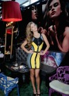 Nina Agdal Pictures: Fall 2013 Campaign Celebration at Provocateur-24