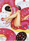 Nina Agdal - Galore Magazine - The Bombshell Issue - July 2013 -01