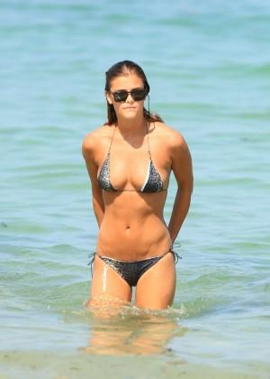 Nina Agdal Bikini: Miami 2014 -06