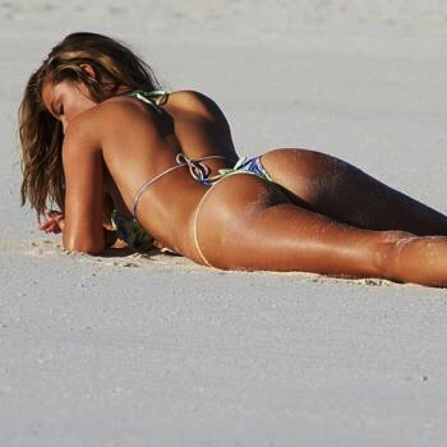 Nina Agdal 2014 : Nina Agdal – Instagram-Twitpic-Facebook – April 2014 -03