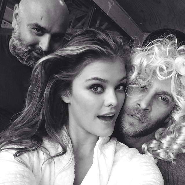 Nina Agdal 2014 : Nina Agdal – Instagram-Twitpic-Facebook – April 2014 -11