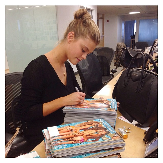 Nina Agdal 2014 : Nina Agdal – Instagram-Twitpic-Facebook – April 2014 -40