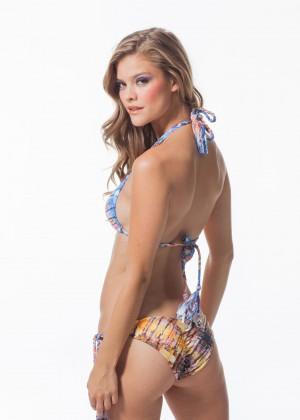 Nina Agdal: La Boheme Bikini Photoshoot 2014 -46