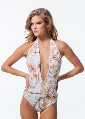 Nina Agdal: La Boheme Bikini Photoshoot 2014 -54