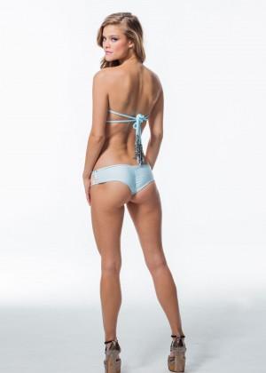 Nina Agdal: La Boheme Bikini Photoshoot 2014 -83