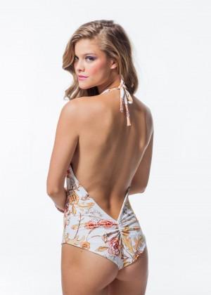 Nina Agdal: La Boheme Bikini Photoshoot 2014 -88
