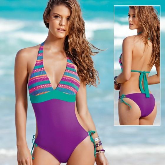 Nina Agdal – Leonisa Swimwear Collection 2013 -06