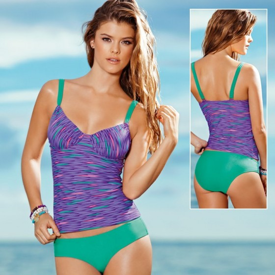 Nina Agdal – Leonisa Swimwear Collection 2013 -13