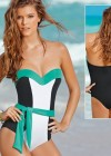 Nina Agdal - Leonisa Swimwear Collection 2013 -20