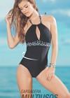 Nina Agdal: Leonisa Swimwear 2013 -01