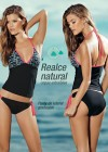 Nina Agdal: Leonisa Swimwear 2013 -09