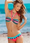 Nina Agdal: Leonisa Swimwear 2013 -24