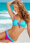 Nina Agdal: Leonisa Swimwear 2013 -30