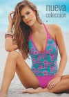 Nina Agdal: Leonisa Swimwear 2013 -35