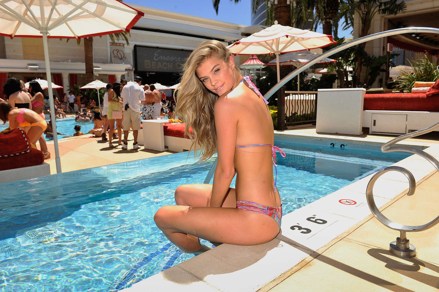 Nina Agdal Luli Fama Model Search Finals 26 Gotceleb