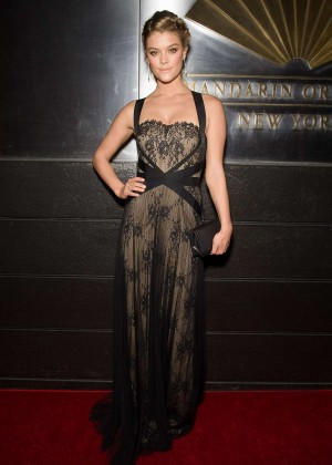 Nina Agdal: 2014 New Yorkers For Children Spring Benefit -07