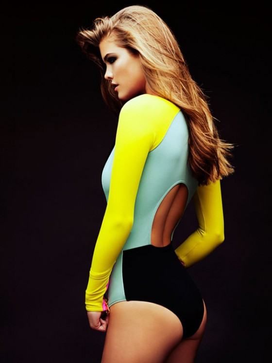 Nina Agdal – Nicholas Routzen Photoshoot 2013 -04