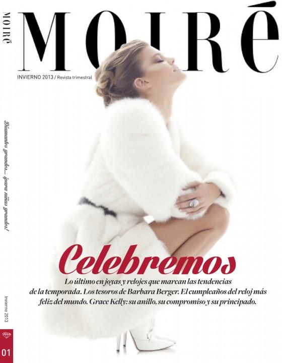 Nina Agdal – Revista MOIRE (Winter 2013) -07