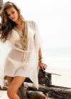 Nina Agdal - Sauvage Swimwear 2013 Resort Collection -03