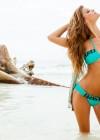 Nina Agdal - Sauvage Swimwear 2013 Resort Collection -32