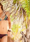 Nina Agdal - Sauvage Swimwear 2013 Resort Collection -56