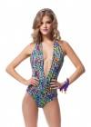 Nina Agdal: The La Boheme Swimwear -17