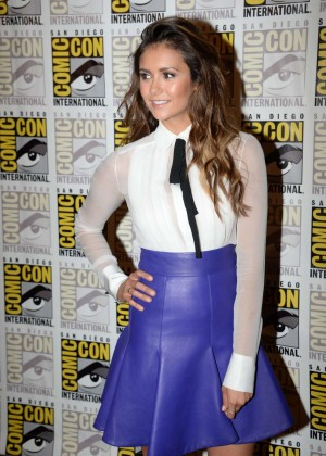 Nina Dobrev - 20th Century Fox Presentation at Comic-Con 2014