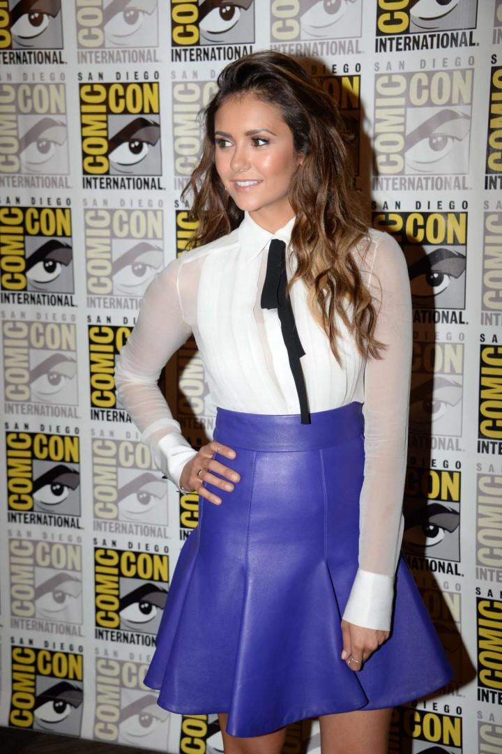 Nina Dobrev - 20th Century Fox Presentation at Comic-Con 2014