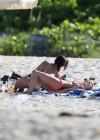 Nina Dobrev and Julianne Hough - Bikinis in Miami -45