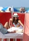 Nina Dobrev and Julianne Hough - Bikini Candids-31