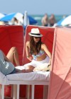 Nina Dobrev and Julianne Hough - Bikini Candids-48