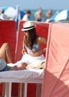 Nina Dobrev and Julianne Hough - Bikini Candids-64